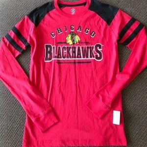 NWT! Men's Chicago Blackhawks Shirt